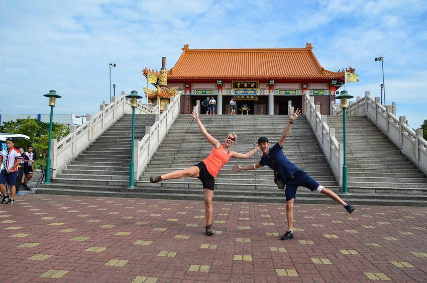 Taiwan-itinerary