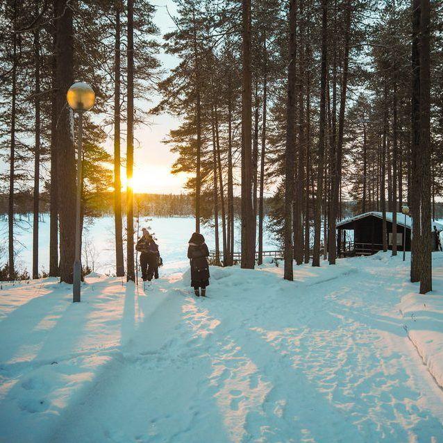 hossa national park finland