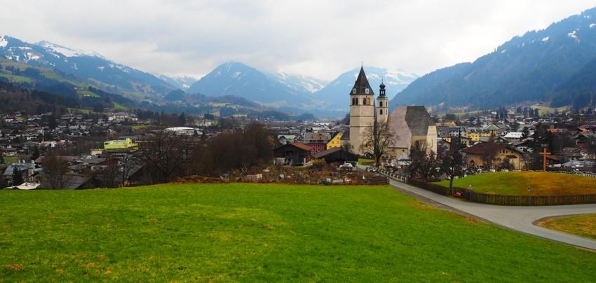 Kitzbüehel město