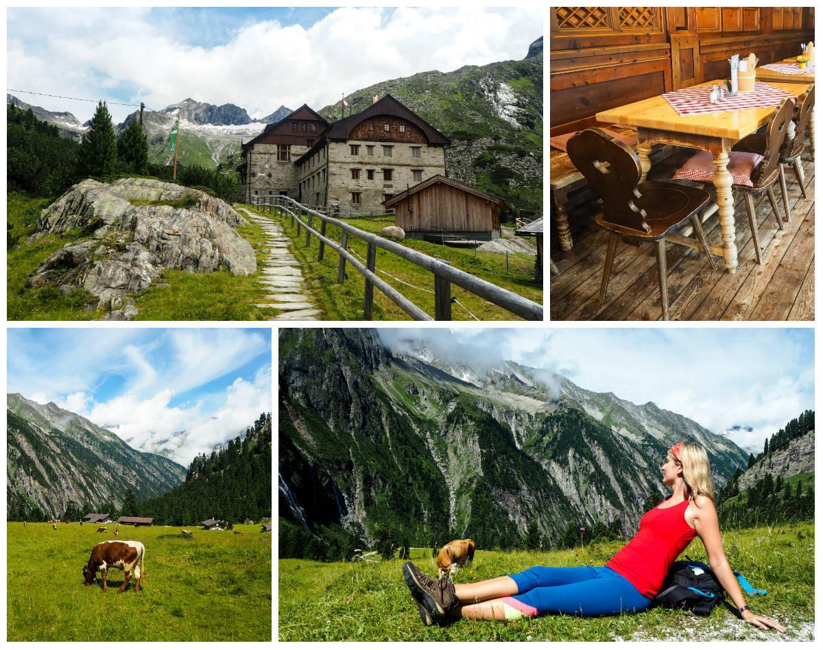berliner-hut-collage-mayrhofen-austria-veronikasasdventure-com