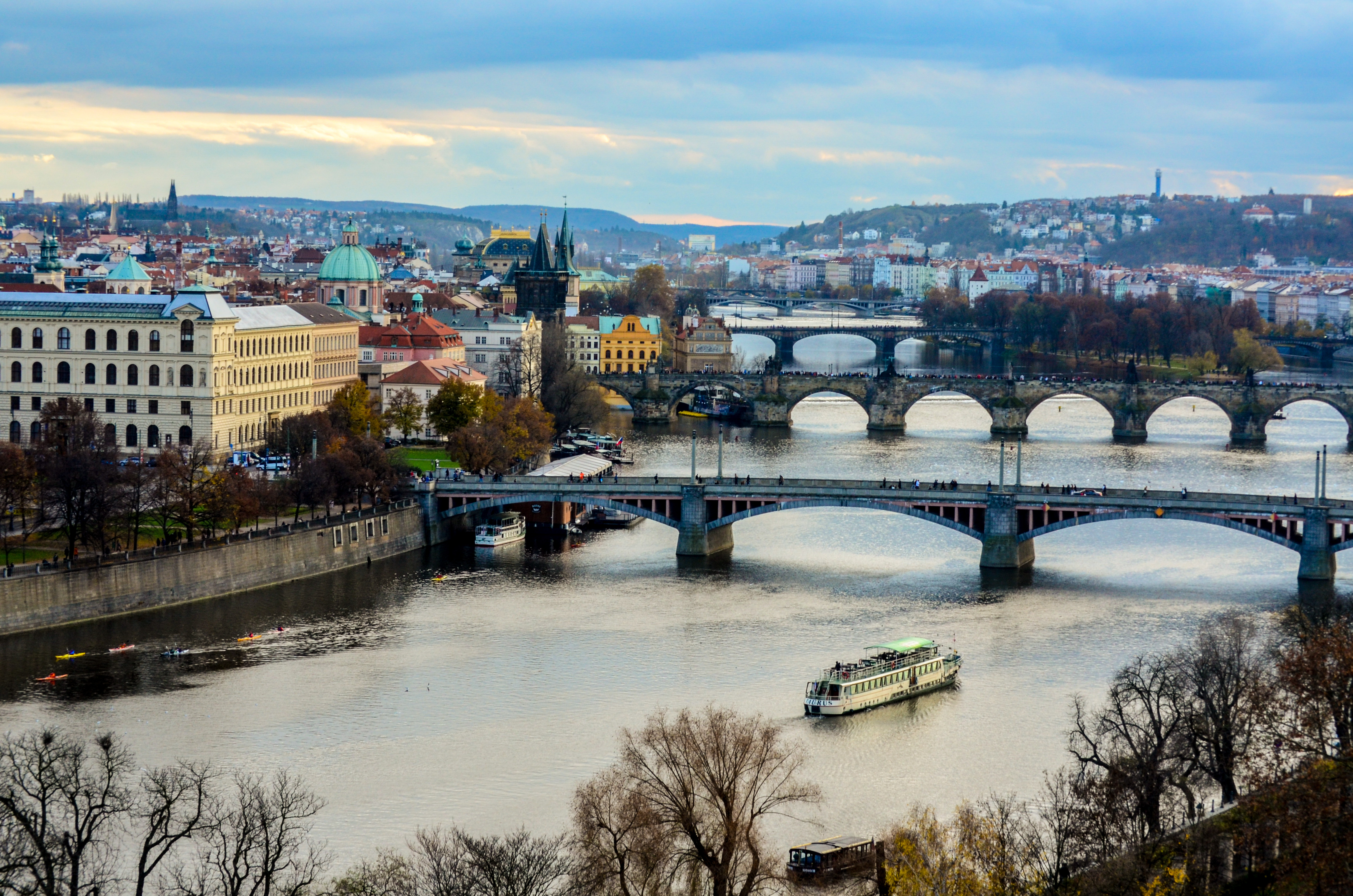 The very best views of prague top 7 places to visit in prague for Best place to stay in prague