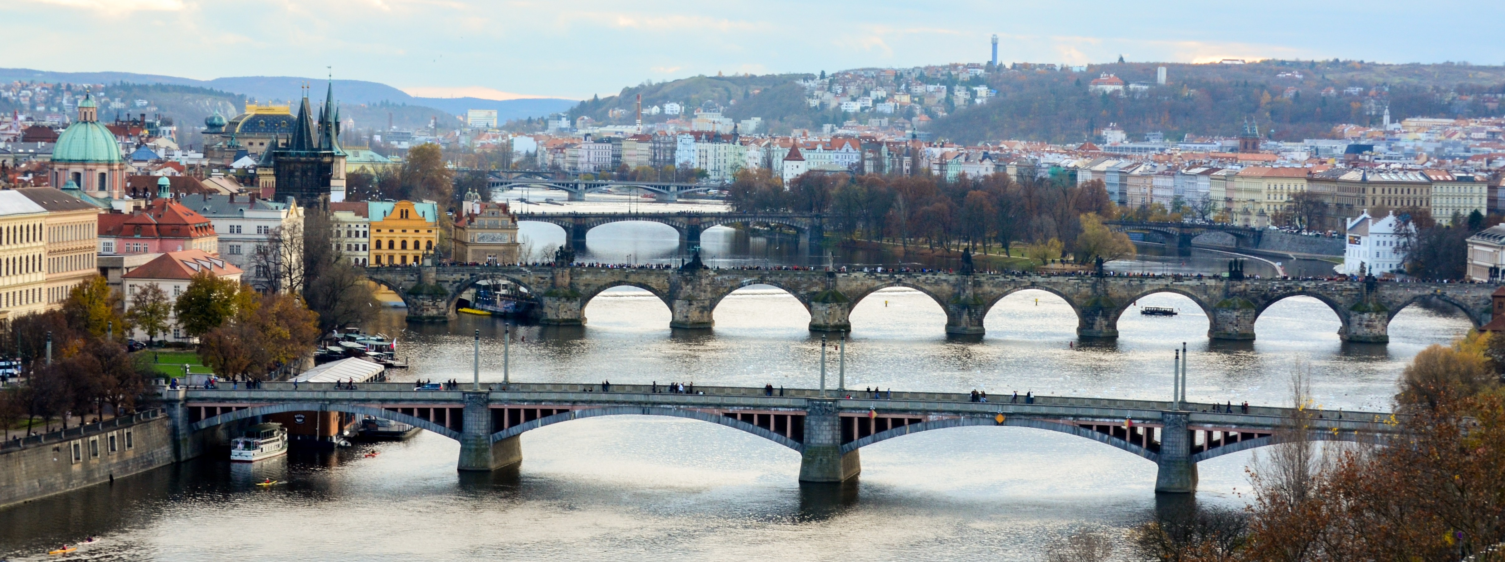 The very best views of prague top 7 places to visit in prague for Places to stay in prague