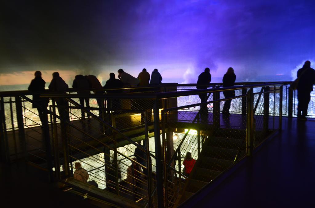 Attractions in Dresden panometer