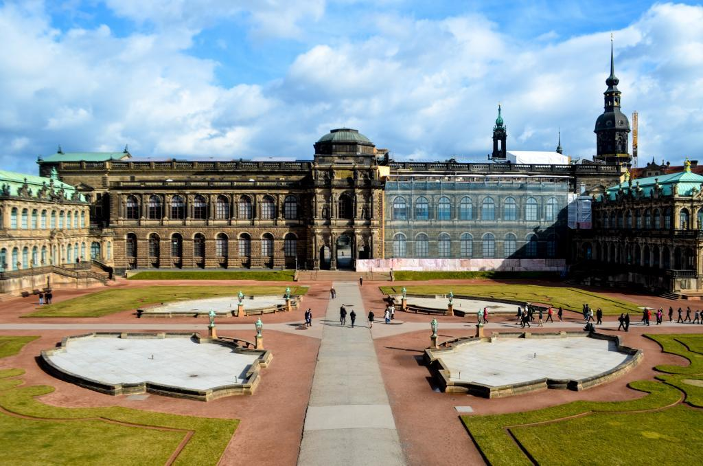 Old Masters Gallery, Zwinger, Dresden