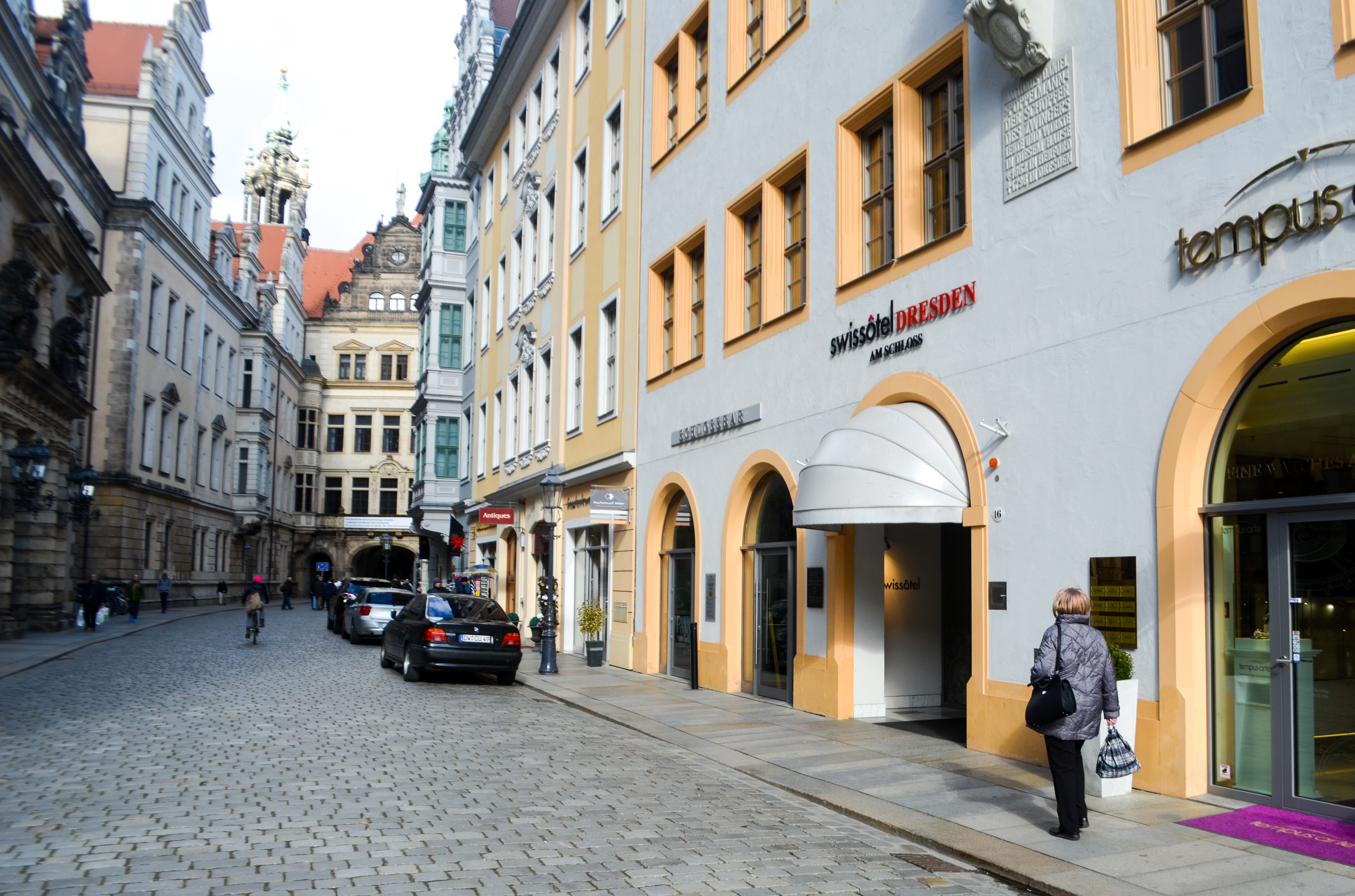 Hotel Review Swissôtel Dresden Am Schloss Veronikas Adventure