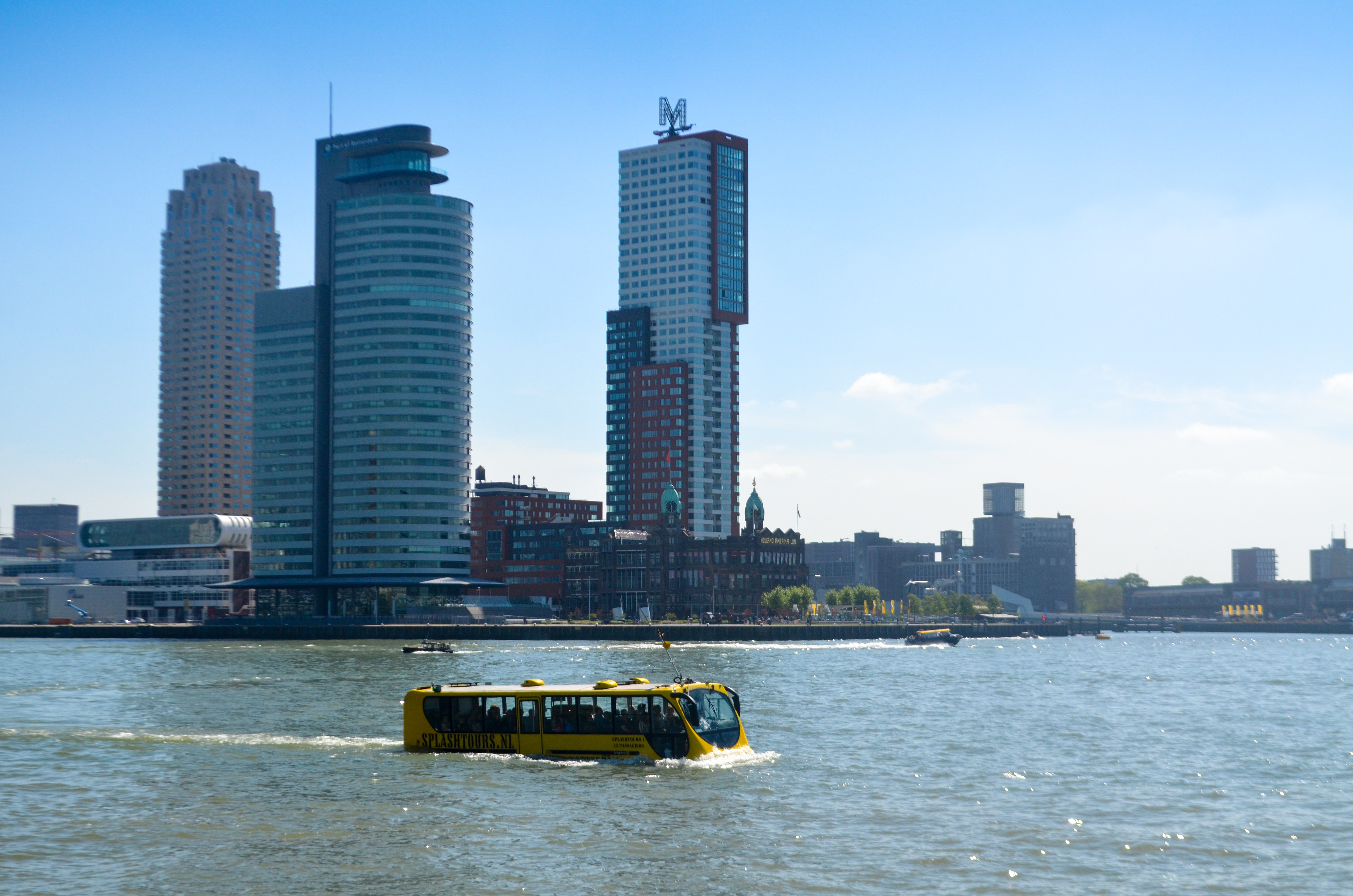 10 Awesome things to do in Rotterdam, Amsterdam.