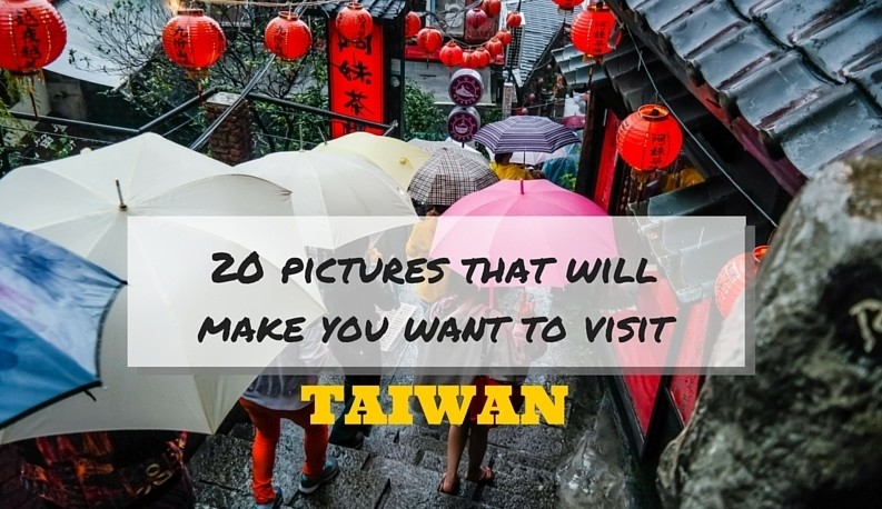 Top Places To Visit In Taiwan 6 Days