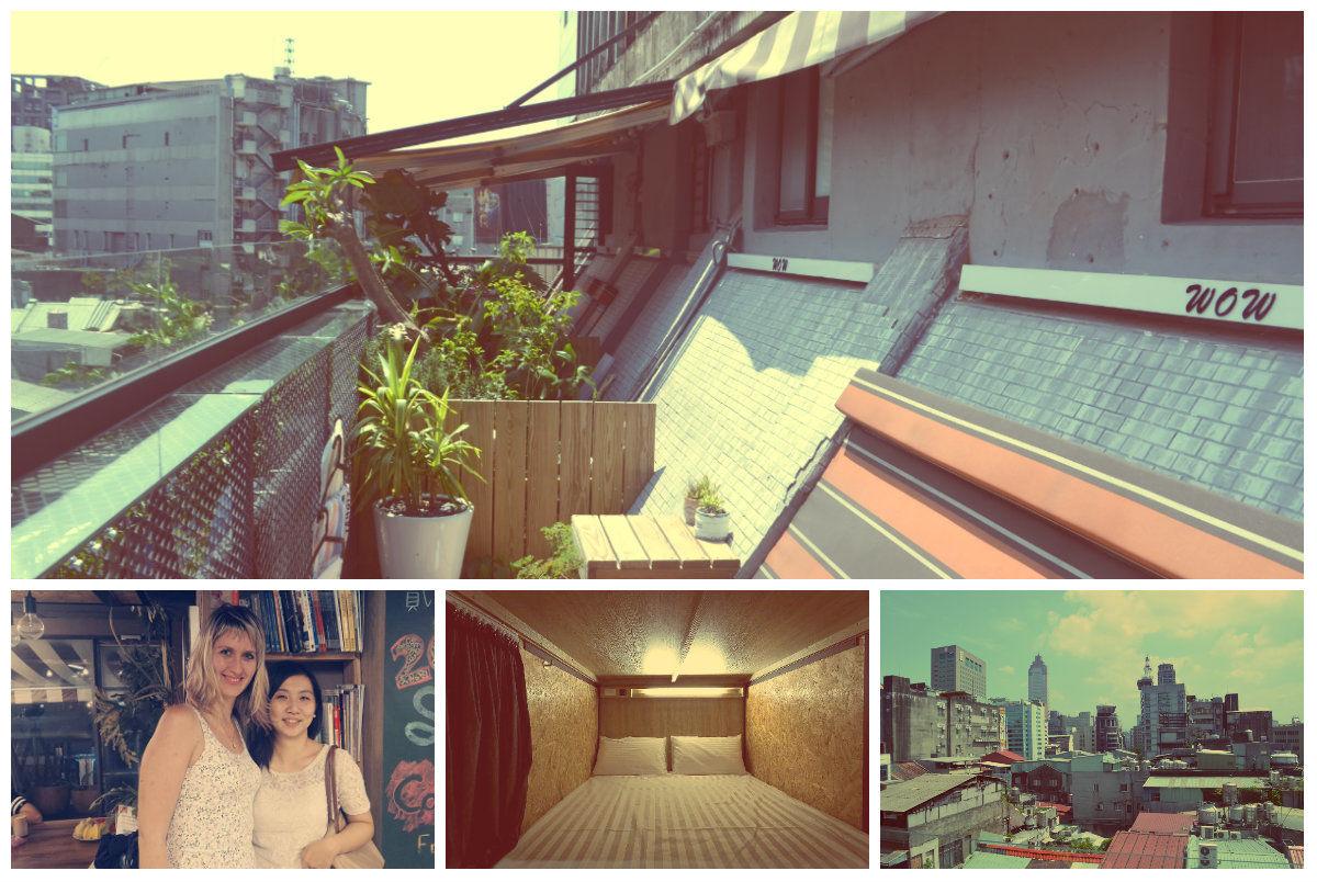 best hostels in Taipei Ximen wow