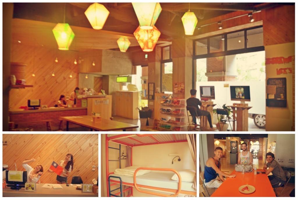 best hostels in Taipei meander