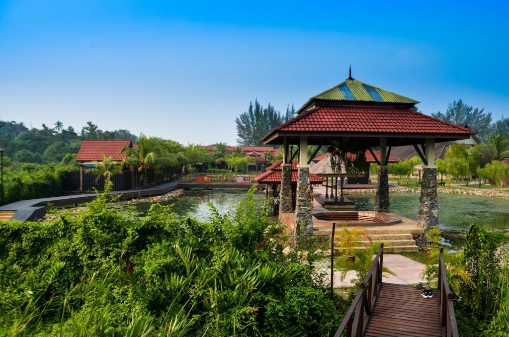 what to see in langkawi hotsprings