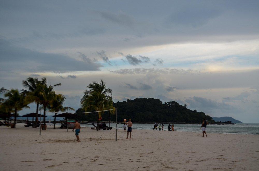 Beryaya Langkawi beach
