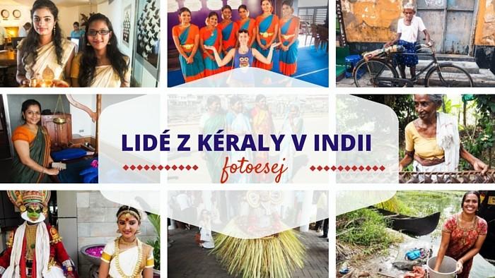 Lidé z Keraly v Indii