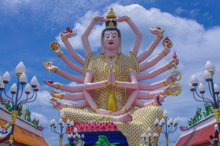 koh-samui_best islands to visit in Thailand