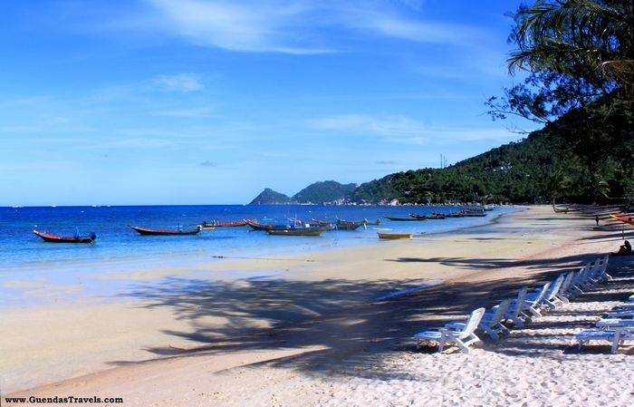 koh tao best islands to visit in Thailand
