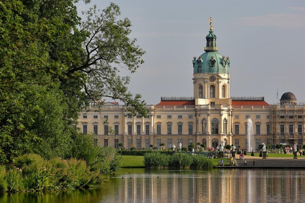Charlottenburg 3 days in berlin