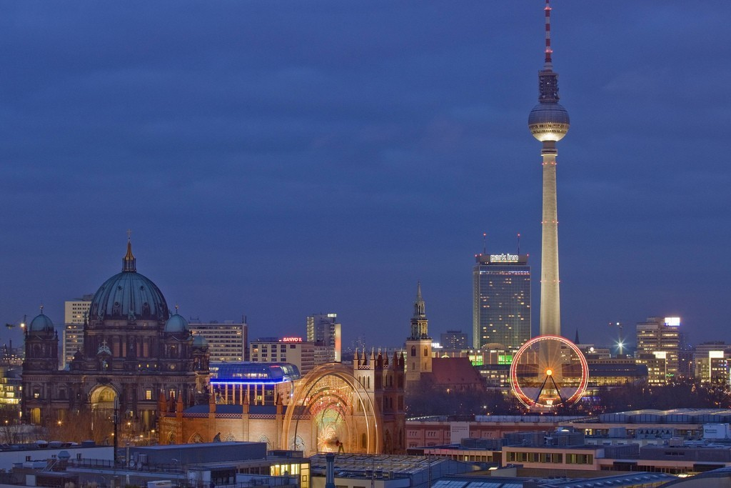 Alexanderplatz what to do in berlin in 3 days
