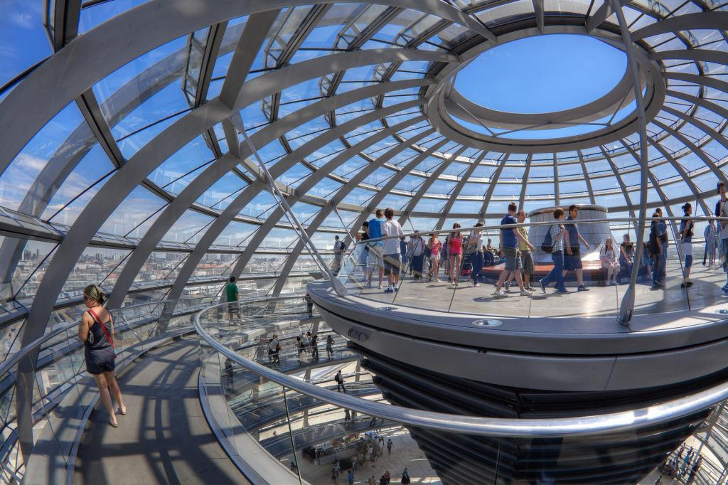 Reichstag what to see in berlin in 3 days