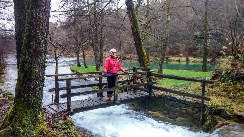 croatia road trip rastoke