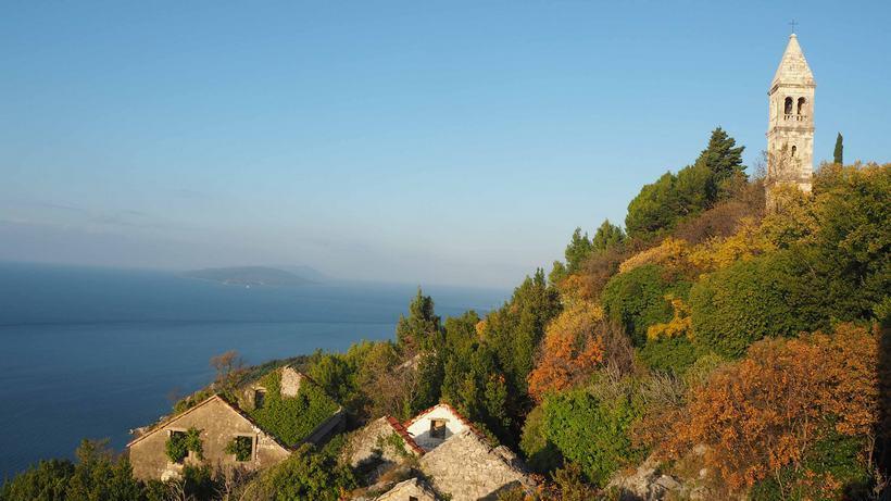 croatia road trip makarska