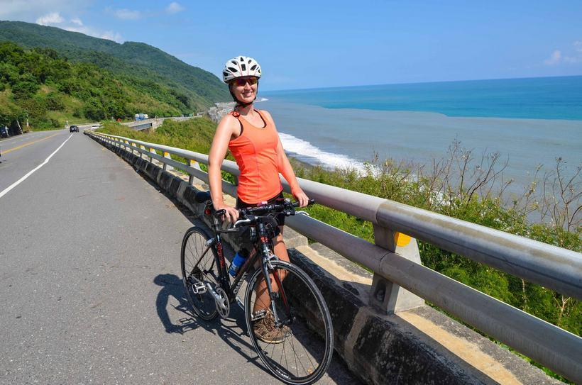 cycling taiwan east coast