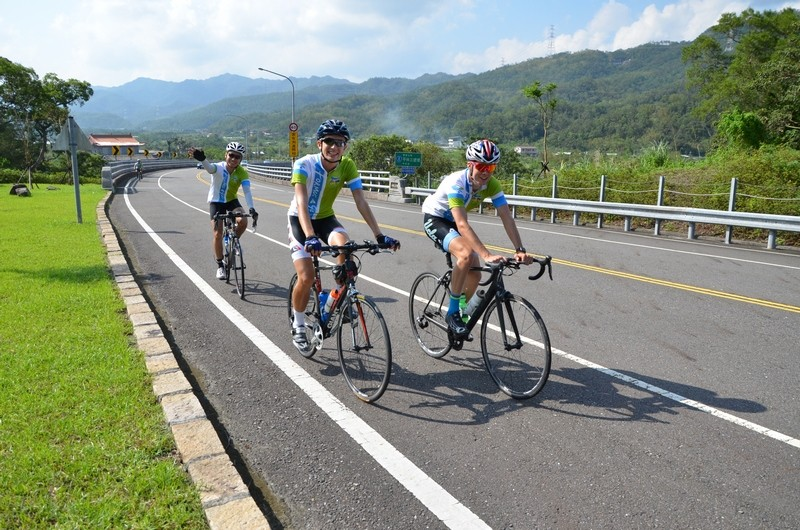 Taiwan Itinerary cycling 9 days taipei