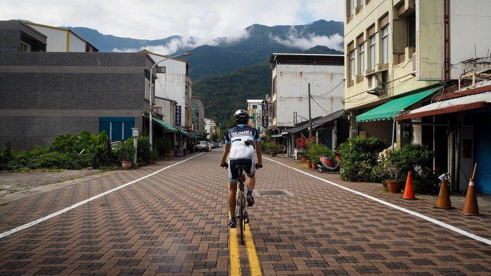 biking in taiwan