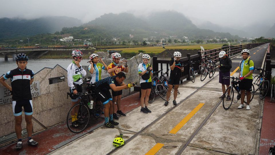 biking in taiwan