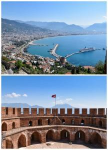 things to do in alanya castle