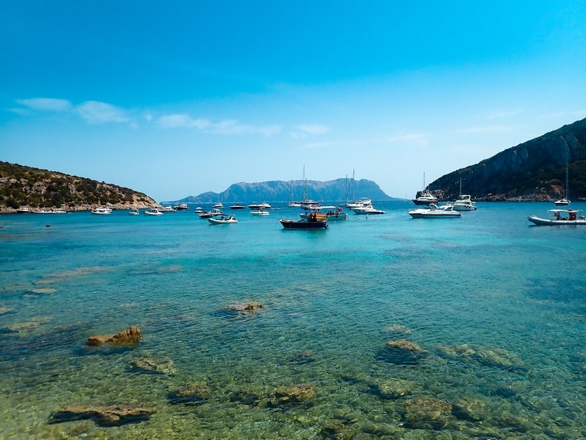 Best beaches La Maddalena