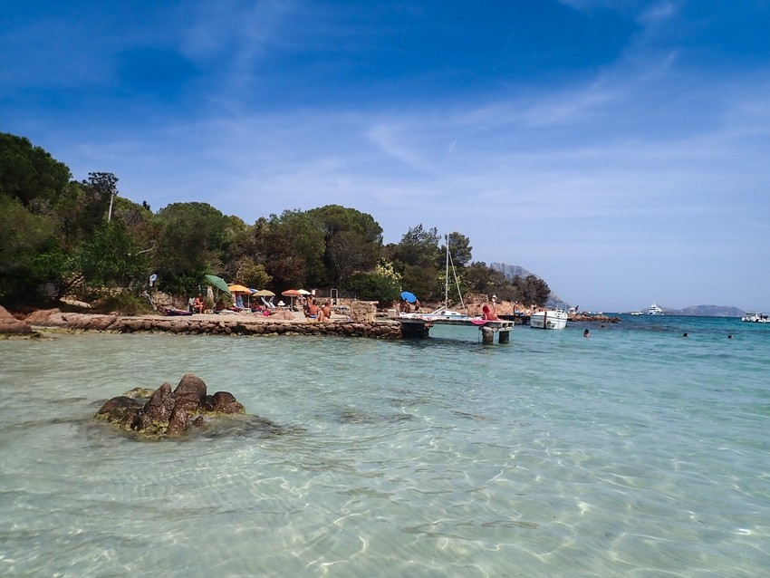 best beaches in sardinia porto istana