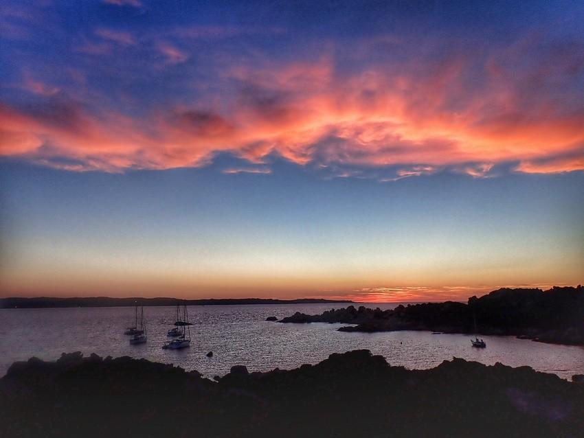 spargi island Best beaches La Maddalena