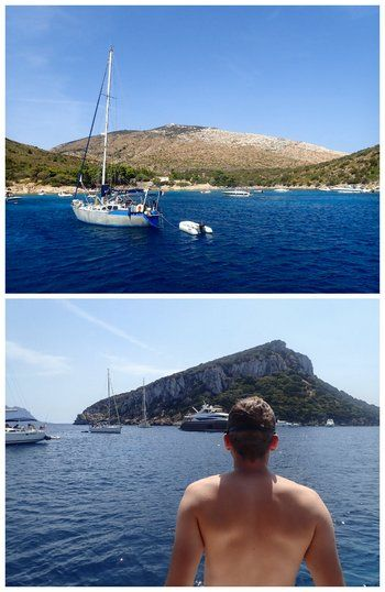 sardinia sailing
