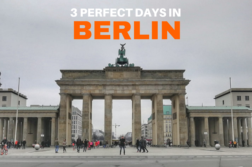 3 days in berlin itinerary