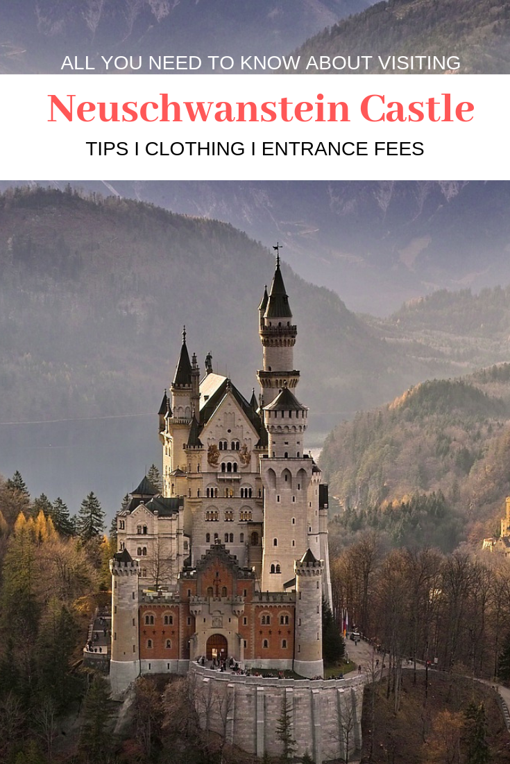Visiting Neuschwanstein Castle in Bavaria, Germany can be stressful. It doesn't need to be. With these tips, you can book your ticket on time and have a lovely trip!