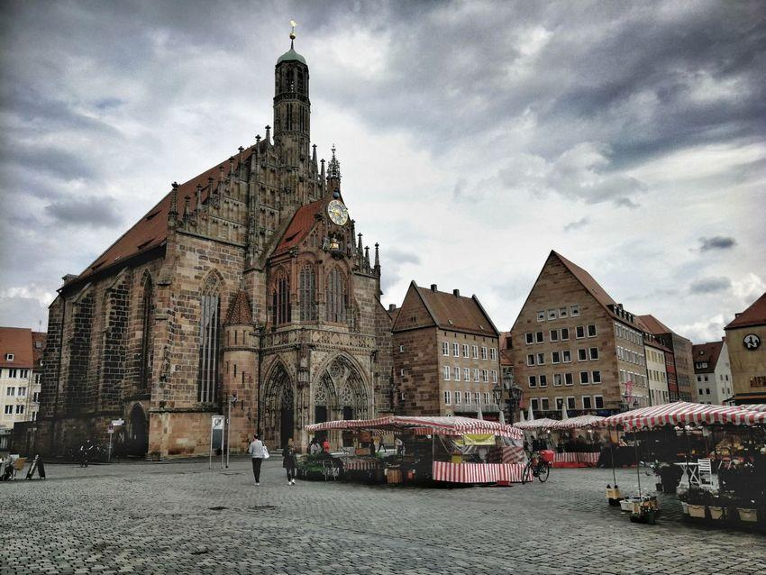 Nuremberg Old Town: Magical World Between the City Walls ...