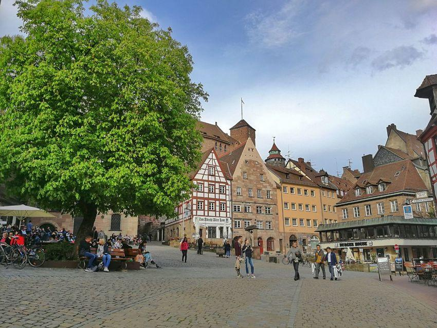 day trip from Munich nuremberg