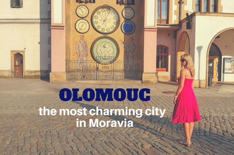 Visit Olomouc, Czech Republic – the most charming city in