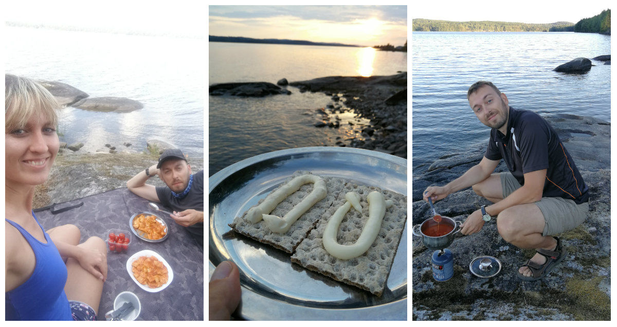 canoe trip sweden värmland