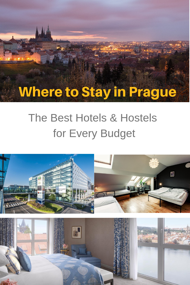 Planning your trip to the Czech Republic? This list of my favorite places to stay in Prague has got you covered.