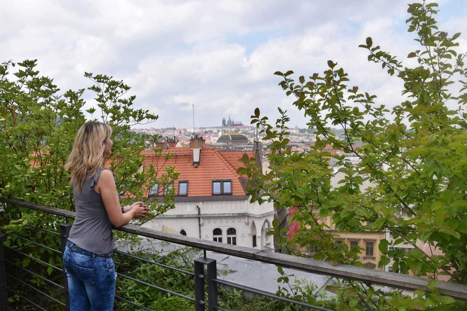best views of prague