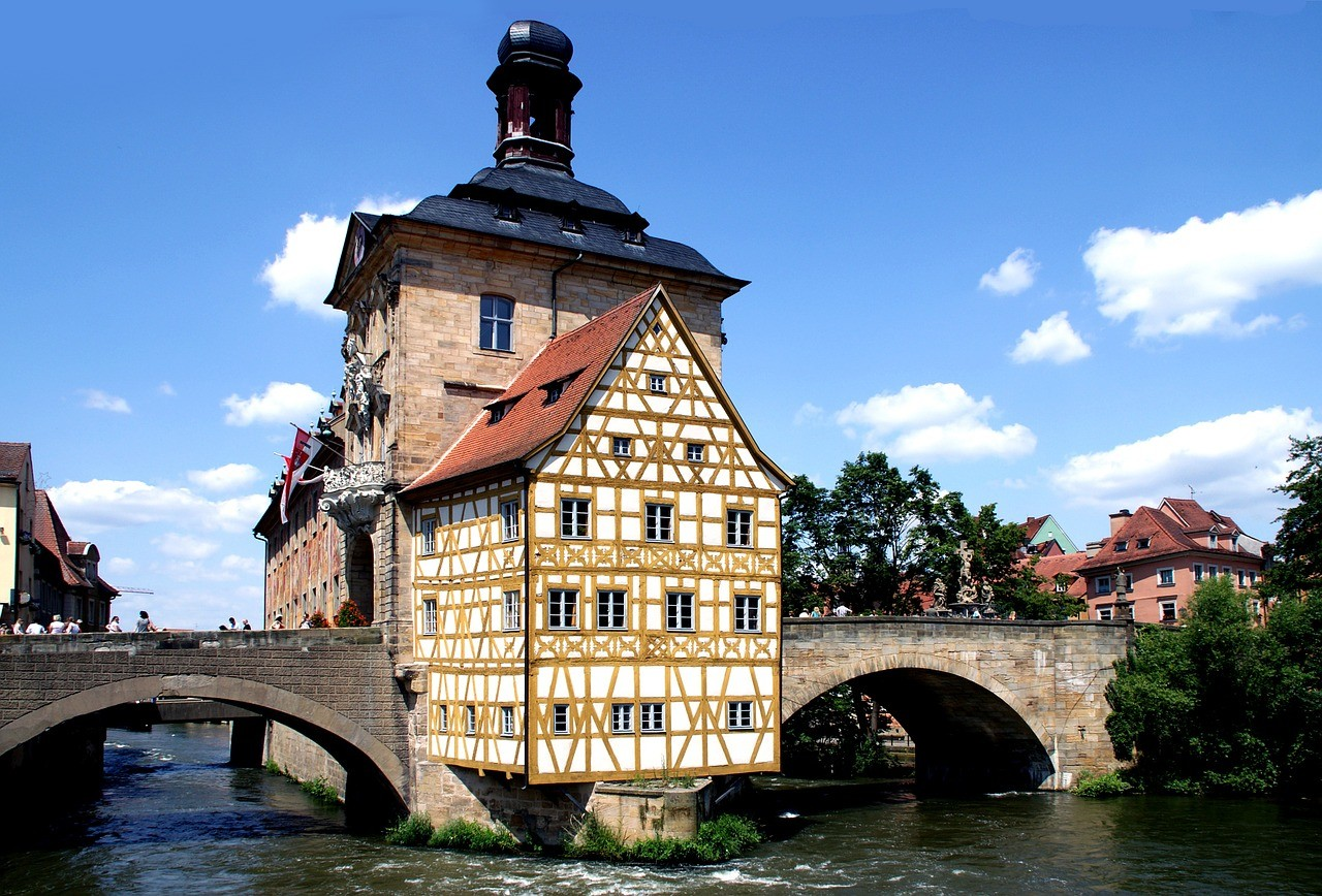 day trip from Munich Bamberg