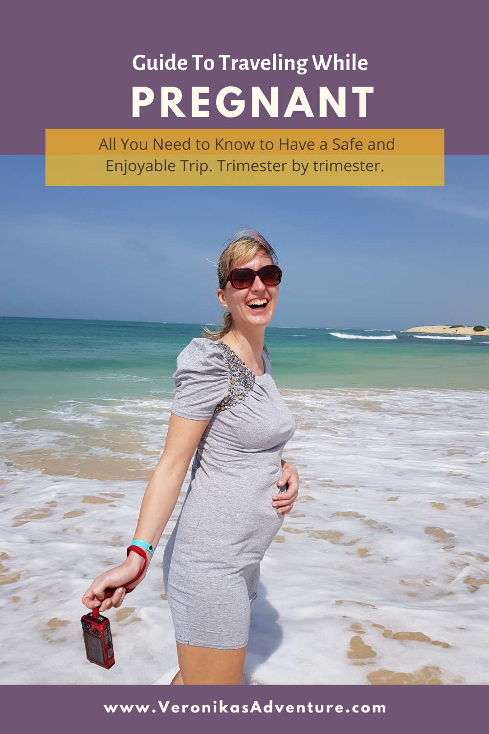Well, just because you're pregnant, doesn't mean you can't travel! With careful preparation, traveling while pregnant can be both safe and enjoyable. Use my TOP 7 travel tips for any expecting mothers thinking of going on a trip.