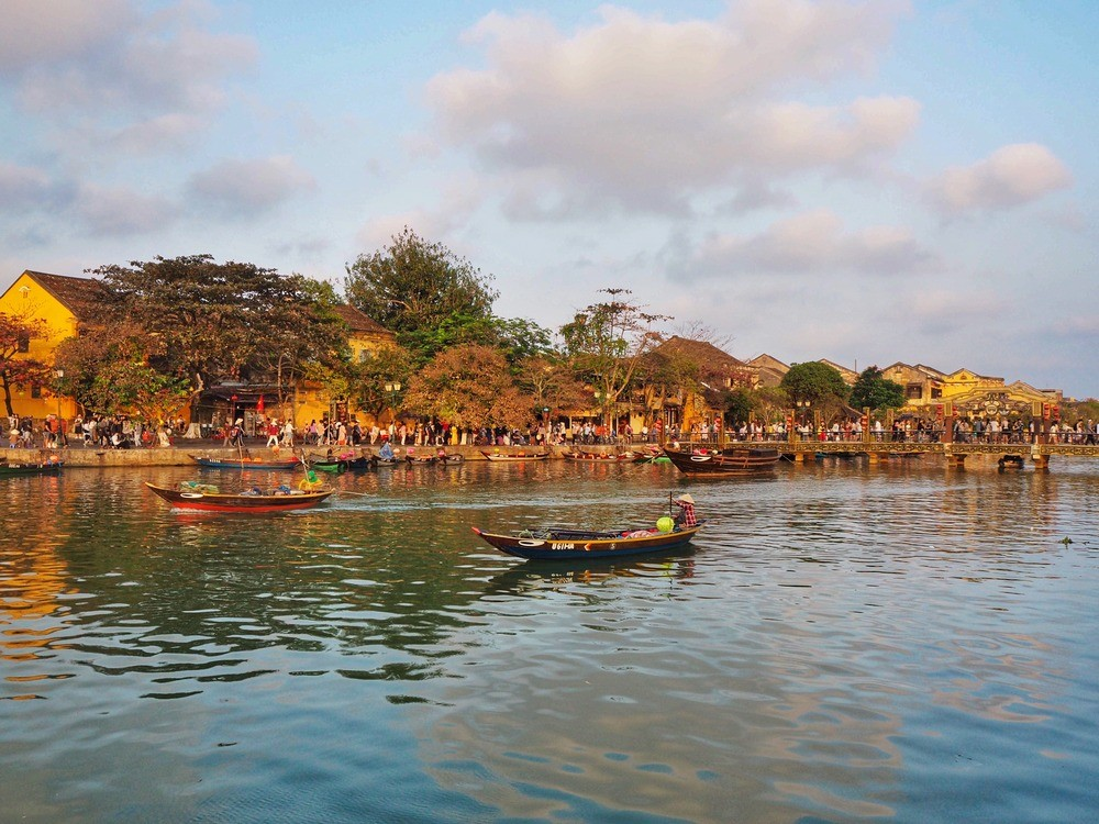 Vietnam Itinerary 10 Days hoi an